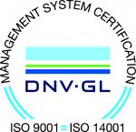 ISO 9001 ISO 14001 COL