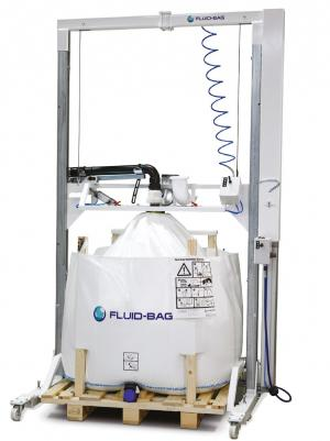 Fluid-Bag Filling Station