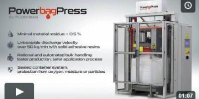 Equipment - Fluid-Bag and the PowerbagPress